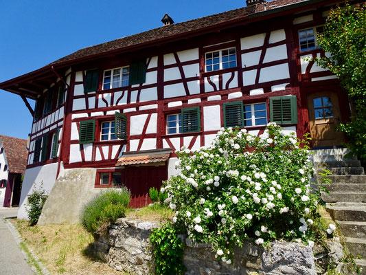 Grand Tour of Switzerland, Marthalen.