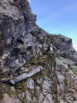 Römerweg über den Lötschenpass