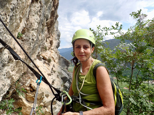 Denise Sigg in Arco