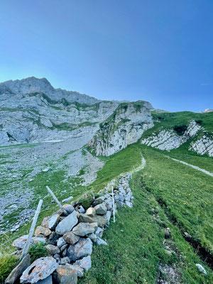 Chammhaldenroute