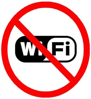 Gîtes et chambres d'hôtes sans wifi