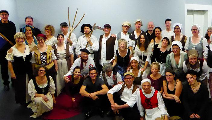 130 Jahre Eintracht Backstage