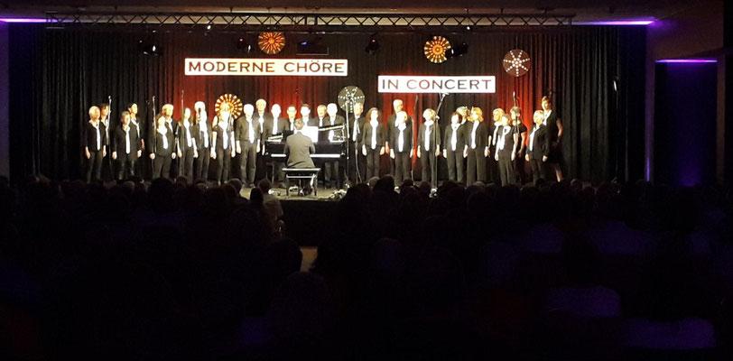 Moderne Chöre in Concert
