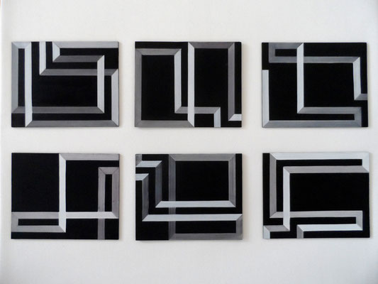 6untitled.paintings   a 24 x 30 cm  2015   acryl auf mdf