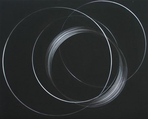 impuls.variation III     2006   40 x 50 cm  acryl auf mdf