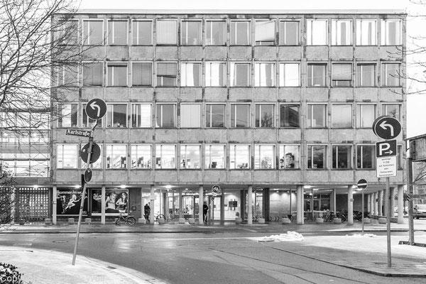 Architekturfotograf München: Hochschule Karlstraße
