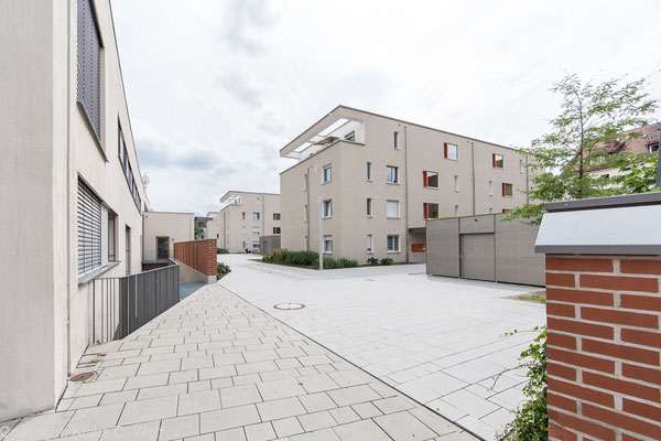Immobilienfotograf München, Reportage Wohnbauprojekte Nürnberg