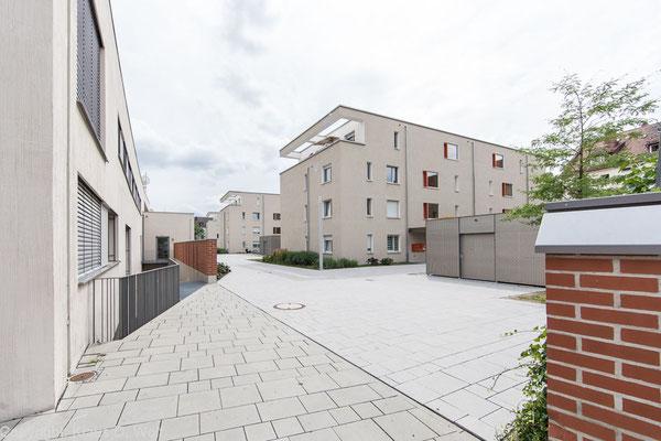 Immobilienfotografie München, Reportage Wohnbauprojekte Nürnberg
