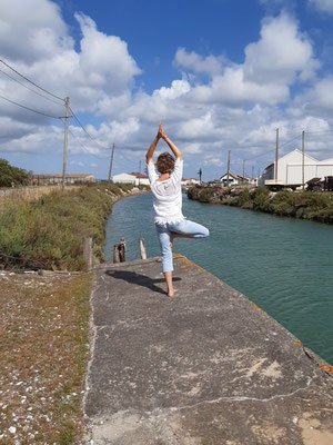 Ly Reiki Yoga Ile d'Oleron chenal arceau