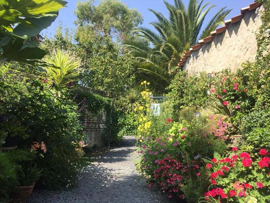 Ly Reiki Yoga Ile d'Oleron  Les jardins de la Boirie