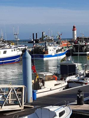 Ly Reiki Yoga Ile d'Oleron - port de la Cotinière