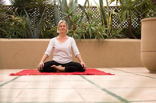Ly Reiki Yoga hôtel Les Jardins de la Médina Marrakech