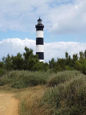 Ly Reiki Yoga Ile d'Oleron - phare de Chassiron