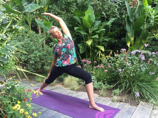 Les Jardins de la Boirie Ly Reiki Yoga 3