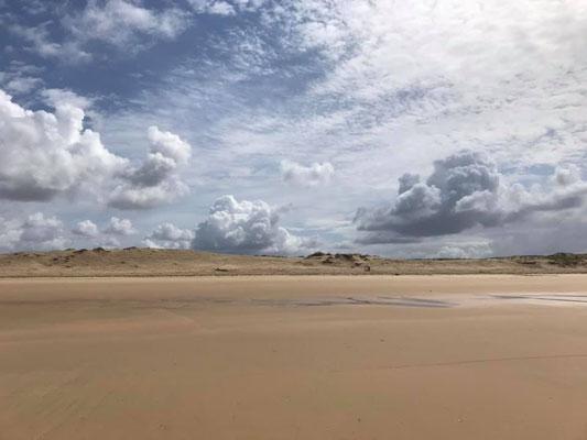 Ly Reiki Yoga Ile d'Oleron - plage de Saint Trojan les bains