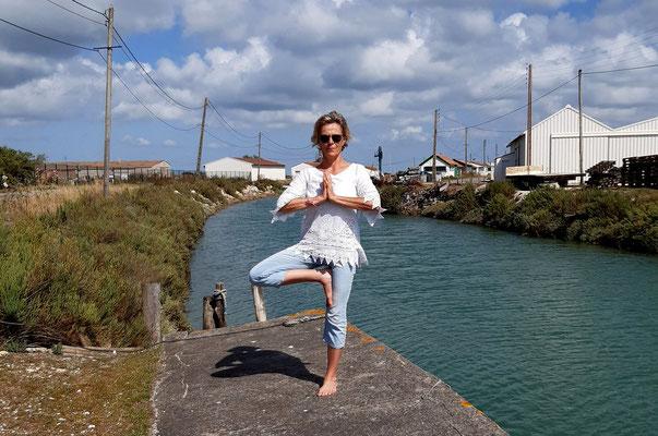 Ly Reiki Yoga Ile d'Oleron - Chenal d'Arceau