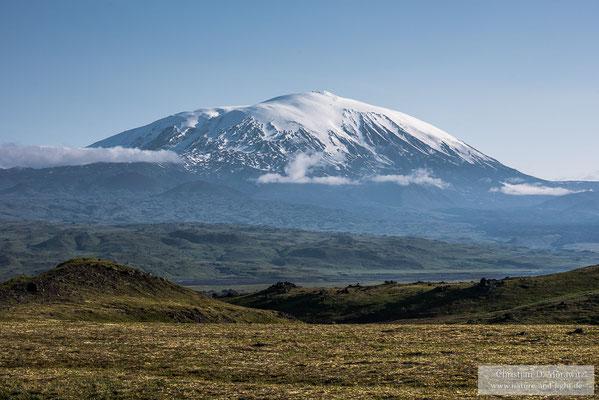 Vulkan Uschkovsky (3943 m)