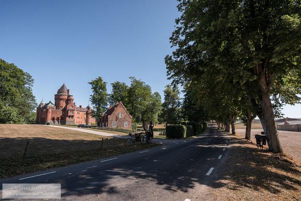 Das Schloss in Hjularöd
