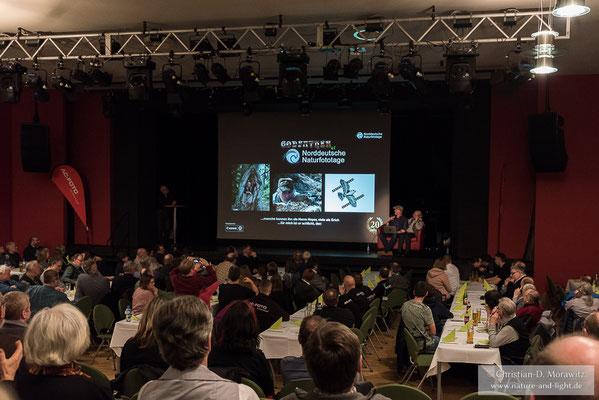 Die Norddeutschen Naturfototage feierten in diesem Jahr ihr 20. Jubiläum