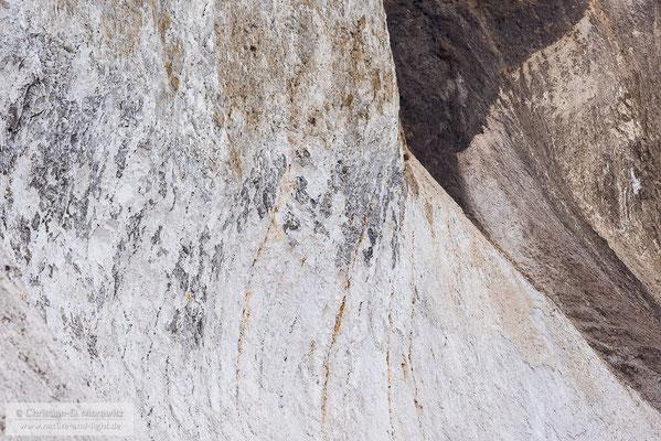 Strukturen in der Kreideküste