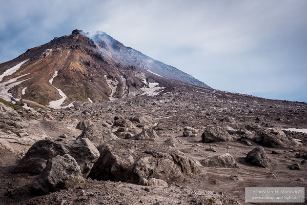 Kizimen Vulkan