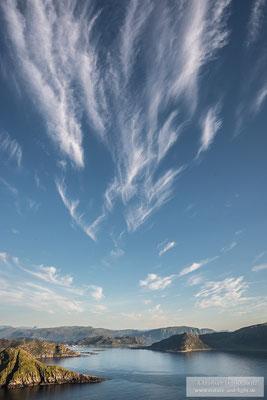 Wolken über Runde