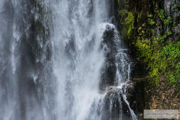Wasserfall am Vilyuchinsky Vulkan