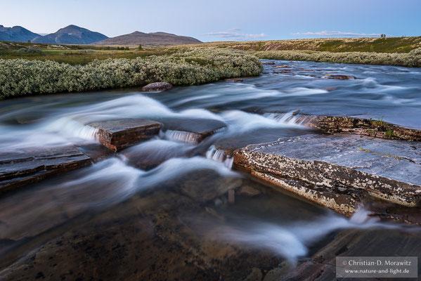 Bachlauf im Rondane Nationalpark