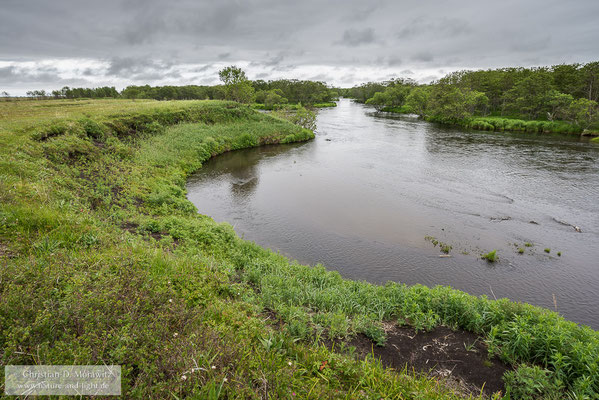 Kronotsky Fluss