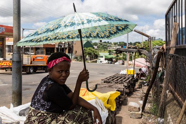 Südafrika: Markt in Manzini in Swaziland