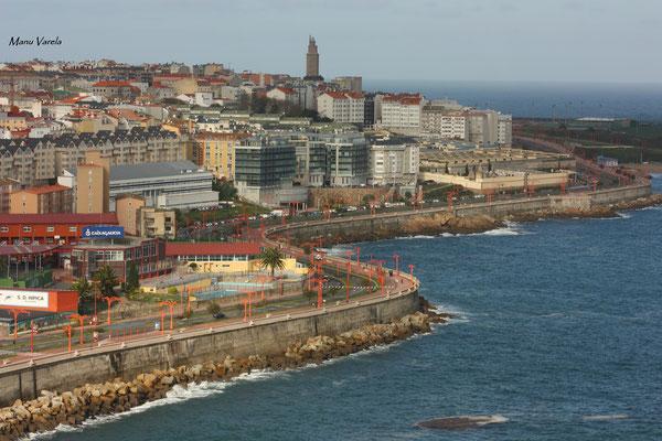 Paseo Marítimo -  La Coruña