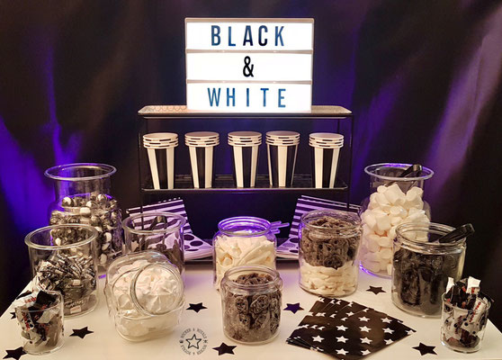 Motto-Party Candy Bar