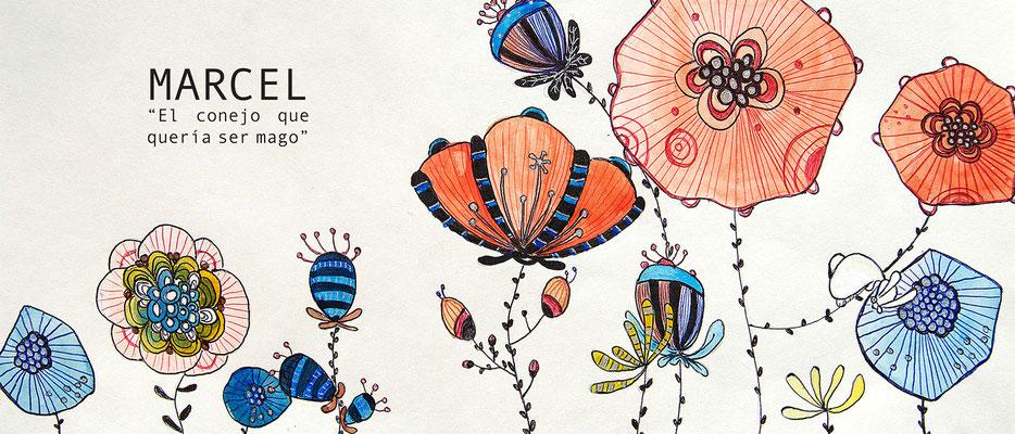 Ilustración e Deseño editorial
