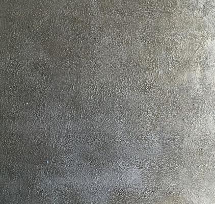 Acabado estucado sobre pan de plata NH Frankfurt