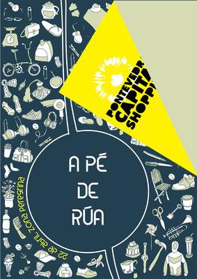 """Imaxe do programa """"A pé de Rúa"""" Concello de Pontevedra"""