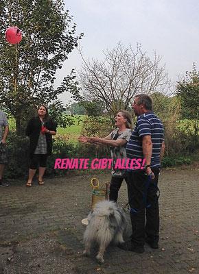 """Wolfsspitz Treffen von der Römerroute 2017 """"RÖMERSPIELE"""""""