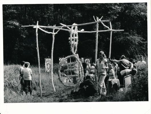 Aktion bei Dolgelin (Seelower Höhen), 1989