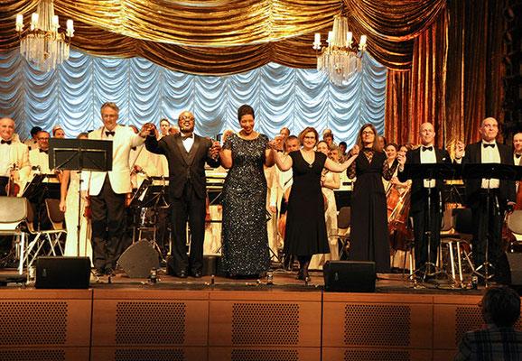 Cologne Voices am Theater Rudolstadt (Bild: Pressebüro Bähring)