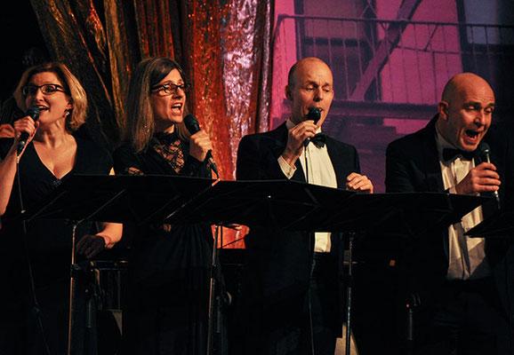 Cologne Voices im Theater Rudolstadt (Bild: Pressebüro Bähring)