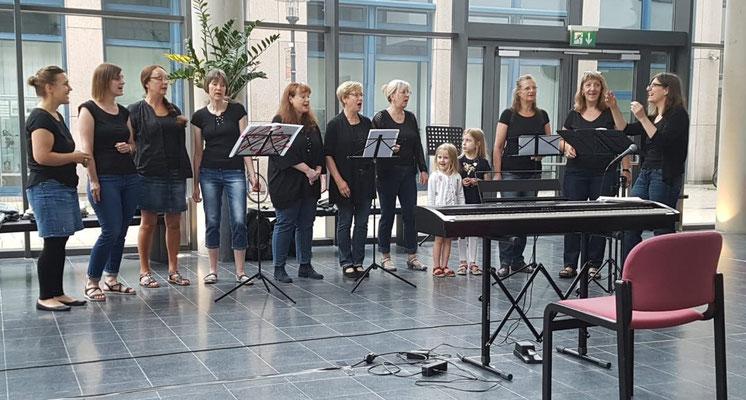 Frauenchor AcaBellas Lünen (Leitung) (Bild: privat)