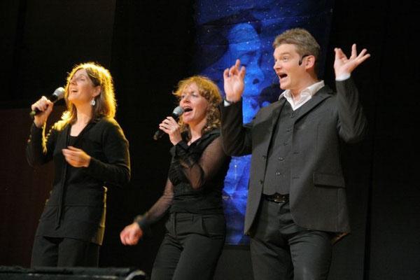 Trio ROjal (Bild: Roger Hamm)