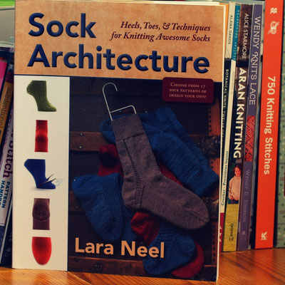 """Sock architecture"" Lara Neel"