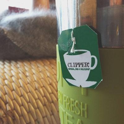Tenir 23 jours grâce au thé!