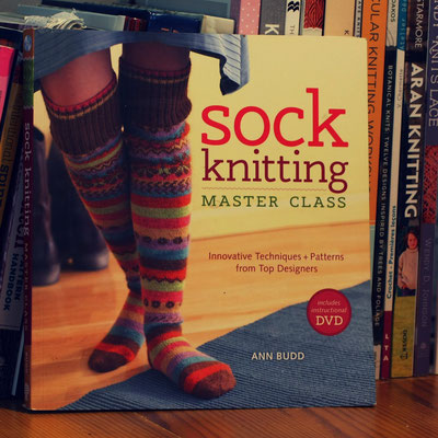 """Sock knitting"" Ann Budd"