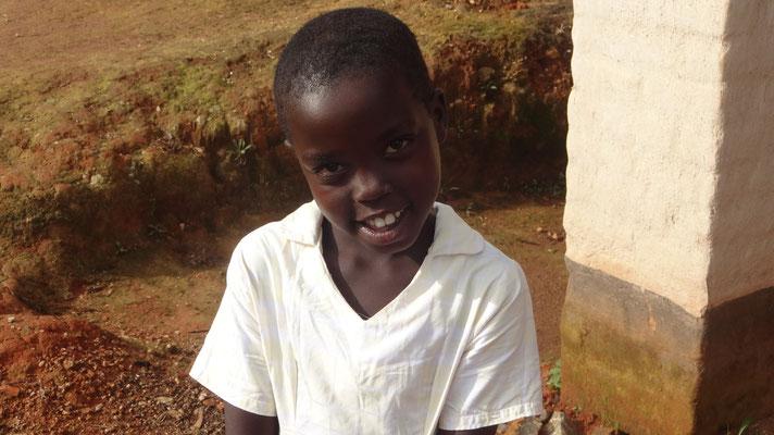 Mission Kongo e.V. - Eine neue Schülerin des Süd-Kivu Projektes