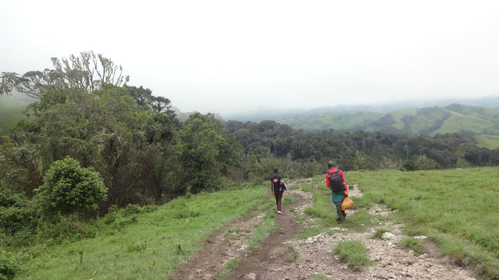 Mission Kongo e.V. - Das Hochplateau von Minembwe/Itombwe