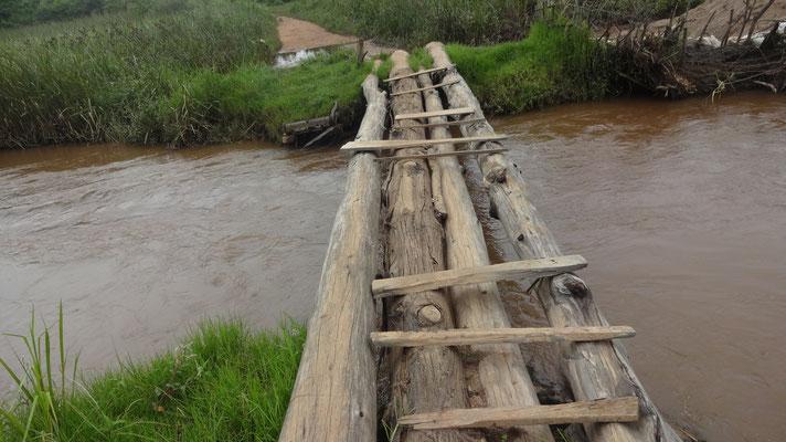 MissionKongo e.V. - Eine einfache Brücke
