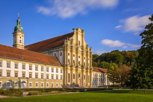 Das Kloster Fürstenfeld...in Fürstenfeldbruck