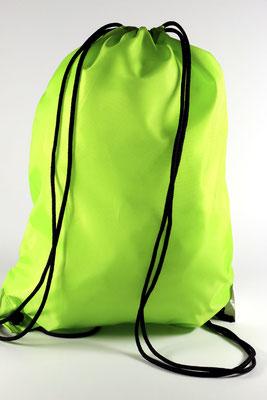 Sportbeutel Gymsac leicht in diversen Farben verfügbar