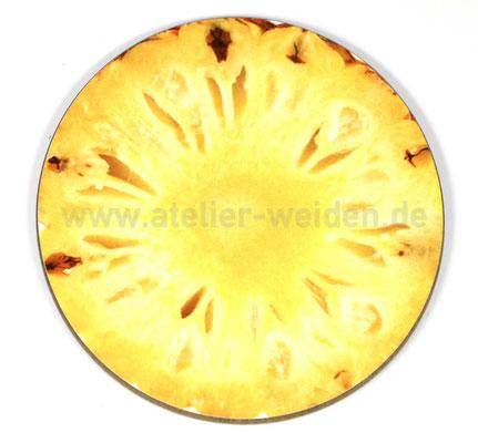 Untersetzer Ananas